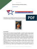 Reinaldo Morales Campos - mujer-cartel-revolucion-cubana