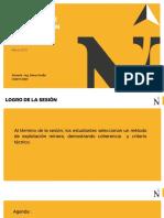 II SEMANA DE METODOS DE EXPLOTACION MINERA