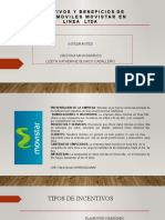 Producto 4-Incentivos_y_beneficios- Administracion de Salarios