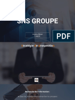 SNS GROUPE