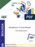 Biologia D.3ºano e Pré.Primeira lei de Mendel.