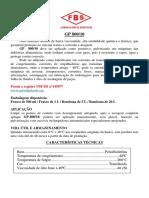 óleo atóxico GP 800 10 - FT