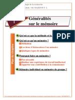 CHAPITRE 1 - Généralités