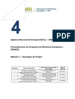 Módulo 4 - Tipologias de Projeto