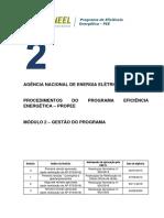 Módulo 2 - Gestão Do Programa