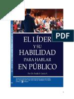 LIBRO EL ARTE DE HABLAR EN PÚBLICO (1)