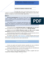 Material suport pentru clasa a VIII-a Informatica&TIC_Lectia1_Introducere in crearea paginilor web