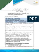Guía de Actividades y Rúbrica de Evaluación - Fase 1 - Conceptos Básicos y Modelos de Gestión Estratégica (1)