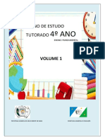 4º Ano 2021 Volume i
