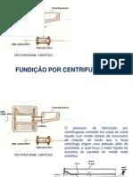 Fundição por centrifugação