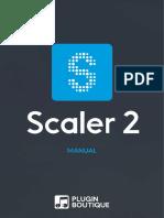 Pluginboutique Scaler2 Manual