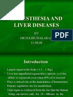 Liver Anesthesia Ppt
