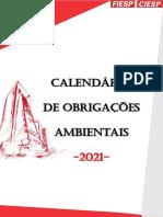 Obrigações Ambientais FIESP