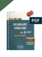 Vocabulary intermediate English French