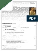 dzexams-3am-francais-e2-20200-1027542