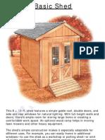 shed plan 12 x 8