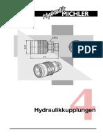 Katalog 4 Hydraulikkupplungen Трал