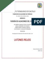 Investigacion Latones Rojos