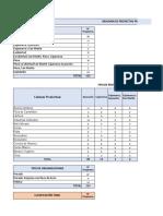 Lista Proyectos Preseleccionados AECID
