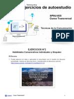 ejercicio numero 2 tecnicas comunicacion Rodriguez Balvin, Juan Diego