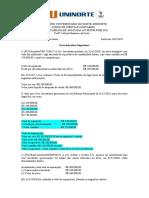 Exercício Sobre Impairmet - Adelson - 03223476