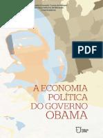 A Economia Política do Governo Obama