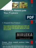 KehidupanManusia Pada Masa Praaksara