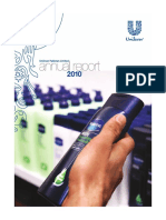 Unilever Pakistan Limited annual report-2010
