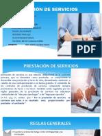 PPT PRESTACION DE SERVICIOS OK