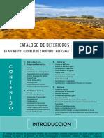Catalogo de Deterioros de Pavimentos