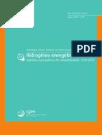 08.03.2011.Hidrogênio Energético no Brasil 2010 a 2025