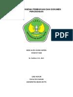 ANALISIS MENGENAI PEMBUKUAN DAN DOKUMEN PERUSAHAAN_NIDIA ALIZA KH_19-048