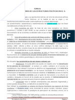 T 8 IDEOLOGIAS Y REFORMA DE LAS ESTRUCTURAS POLiTICAS EN EL S XXI