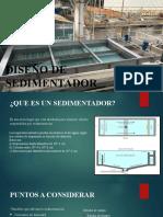 DIAPOSITIVAS SEDIMENTADOR Y FILTRO BIOLOG.
