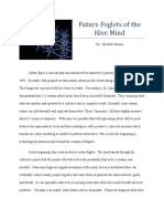 Future Foglets of the Hive Mind