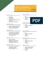 Doctora Ariadna - PLAN DE ESTUDIOS