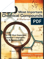 100 Most Important Chemical Compounds - A Reference Guide