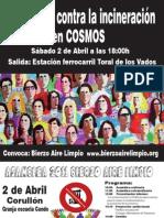 Marcha y Asamblea Abril 2011