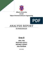 Analysis_Report_for Bomberman