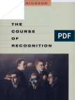 Ricoeur on recognition