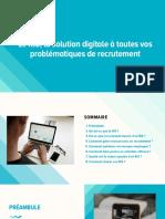 Livre blanc _ Le RIS, la solution digitale à toutes vos problématiques de recrutement _