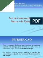 Leis da Conservação