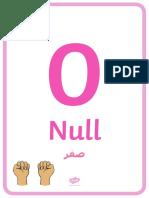 De t t 2545727 Deutsch Arabische Zahlen 0 10 Poster Fuumlr Die Klassenraumgestaltung
