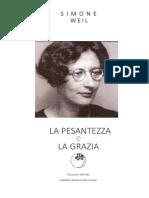 La pesantezza e la grazia (pdf)