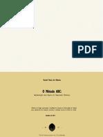 Daniel Marto de Oliveira - 2008008287 - O Método ABC