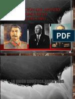 El Mundo Comunista Guerra Fría