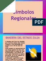 Símbolos regionales