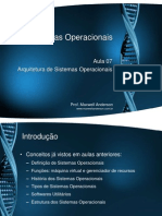 SISTEMAS OPERACIONAIS_Prof. Maxwell