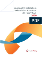 2020 03 24 - Proposta da Administracão 2020
