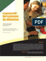 Regulación del consumo de alimentos